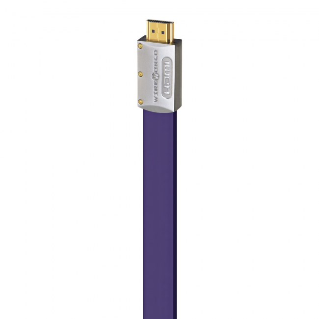 Wireworld Kábel HDMI Ultraviolet 7 (UHH)