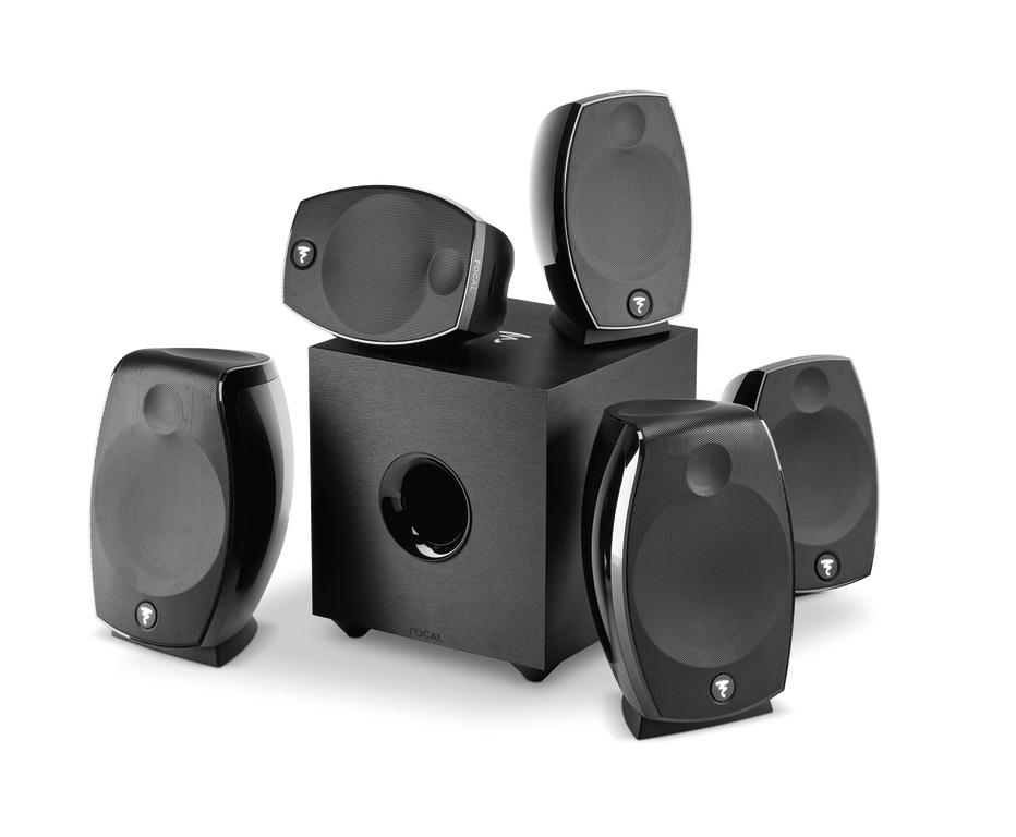 Sada reproduktorov Focal Sib EVO Dolby Atmos 5.1.2