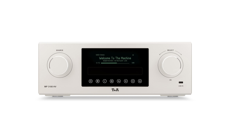 Multimediálny prehrávač T+A MP 3100 HV