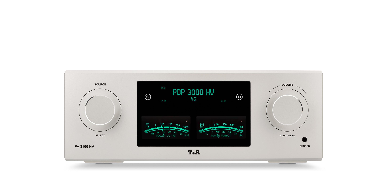 Integrovaný zosilňovač T+A PA 3100 HV