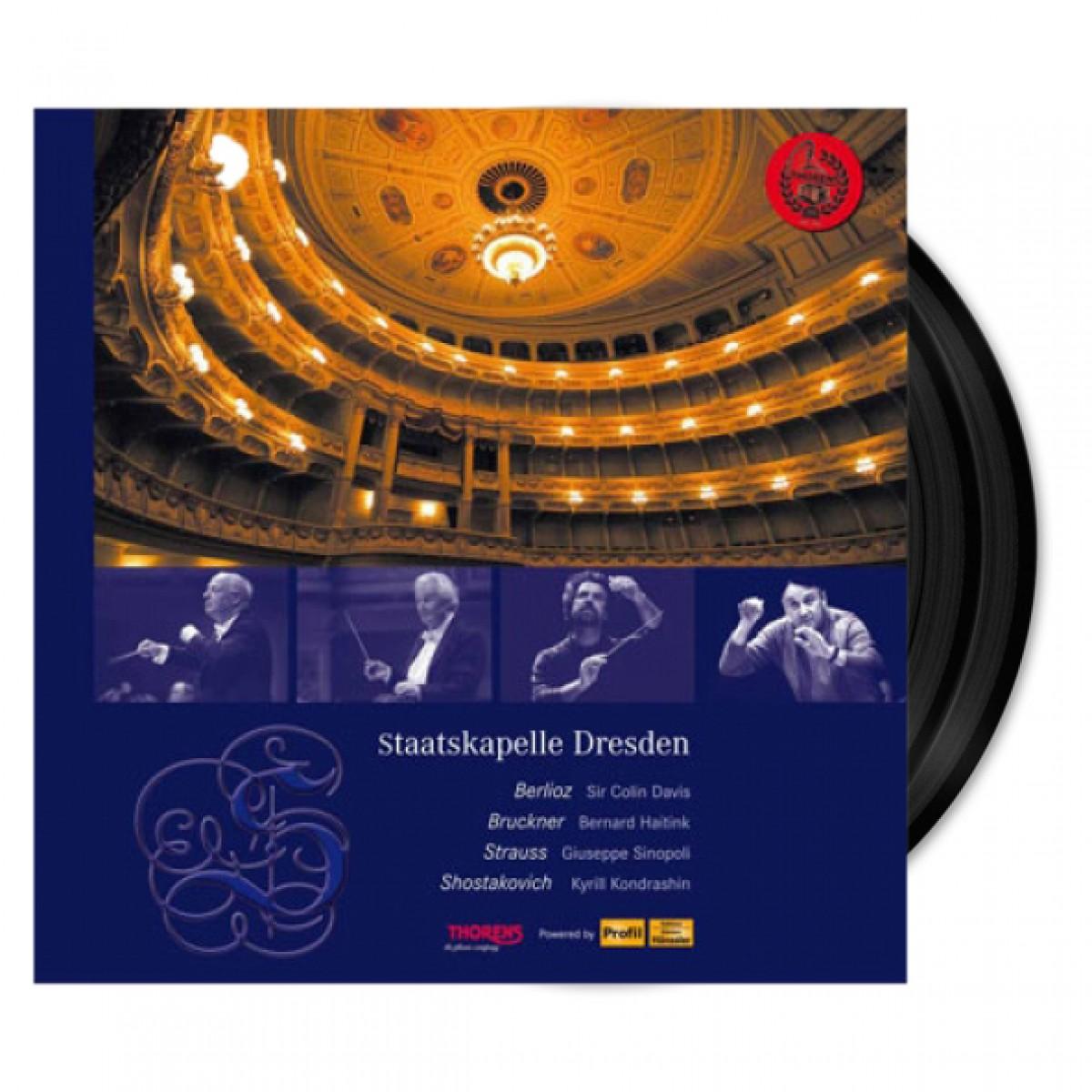 Vinyl Thorens Staatskapelle Dresden