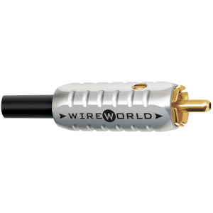 Wireworld Konektor RCA Gold Tube 6.5mm