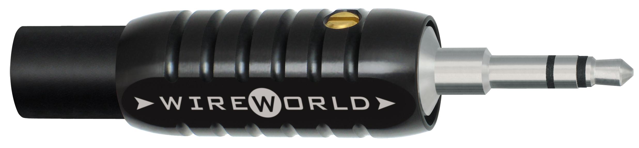 Wireworld Konektor Jack 3.5mm Pre ECI/SEI/GEI