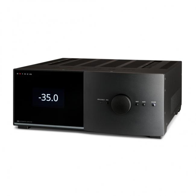 Integrovaný zosilňovač Anthem STR Integrated Amplifier - Čierna
