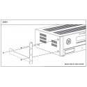 Sada konzol Anthem MRX X10, MRX X20 & AVM 60 Rack Kit