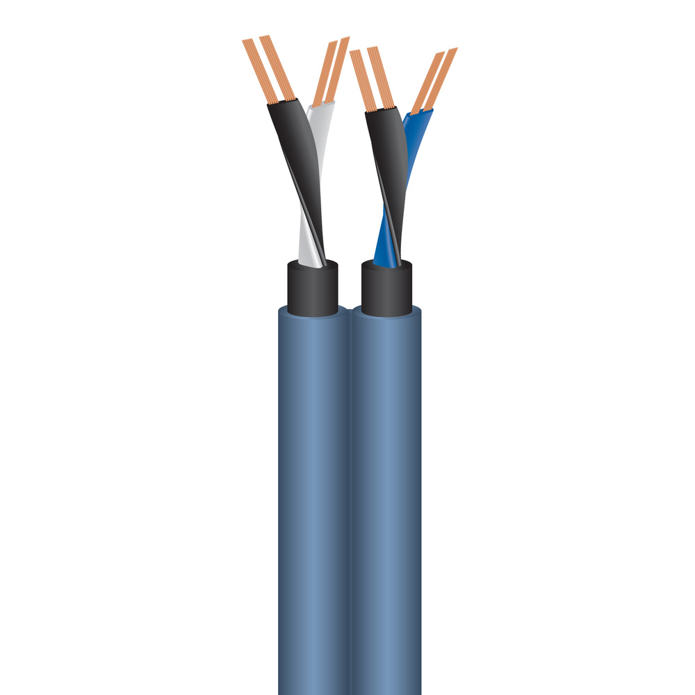 Wireworld Kábel Audio RCA Luna 7 (LUI/LUA/LBI) metráž