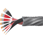 Wireworld Kábel Repro Silver Eclipse 8 (SES)