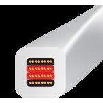 Wireworld Kábel Repro Bi-wire Solstice 8 (SOB)