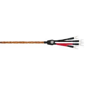 Wireworld Kábel Repro Bi-wire Mini Eclipse 8 (MEB)