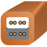 Kábel Zdrojový Wireworld Mini Electra (MEP)