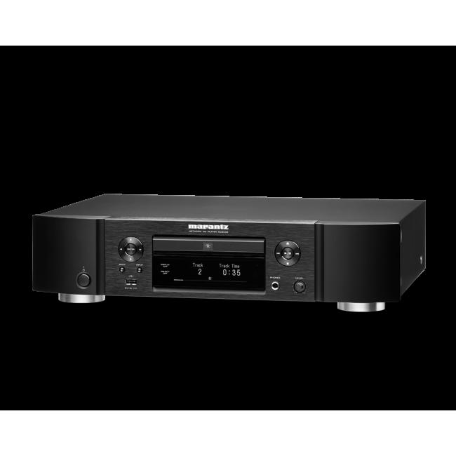 Multimediálny audio prehrávač Marantz ND8006 - Strieborná / Zlatá