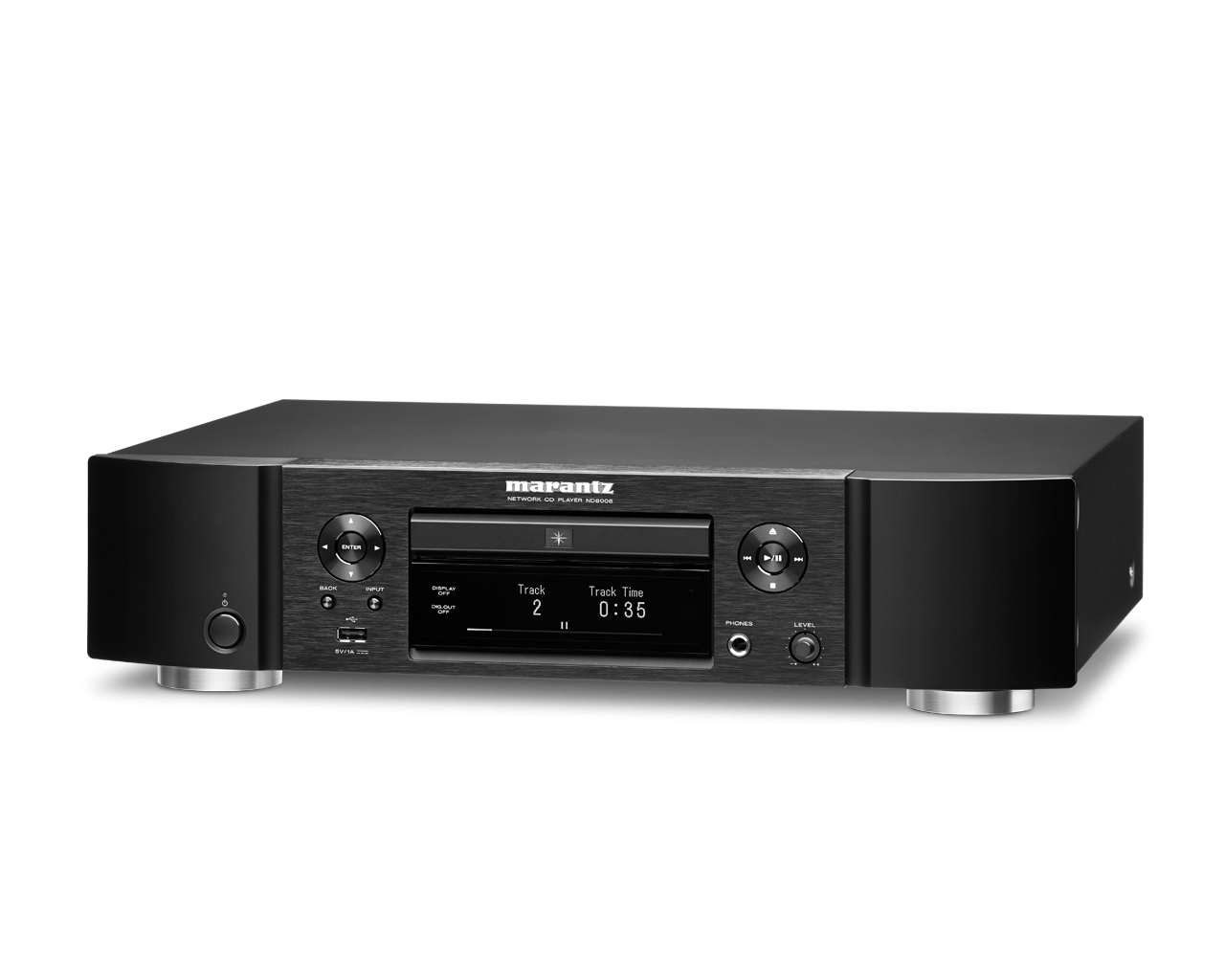 Multimediálny audio prehrávač Marantz ND8006