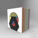 Sojan na LP Audiovisions šesťhranný