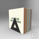 Stojan na LP Audiovisions trojuholníkový