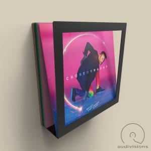 Nástenný držiak na LP Audiovisions obdĺžnikový