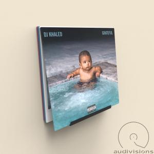 "Nástenný držiak na LP Audiovisions ""Favourites"""