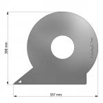 Horizontálny organizér na LP podľa žánrov Audiovisions