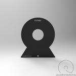 Vertikálny organizér na LP podľa žánrov Audiovisions