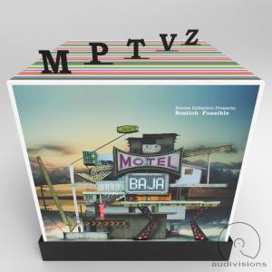 Horizontálny organizér na LP podľa abecedy Audiovisions