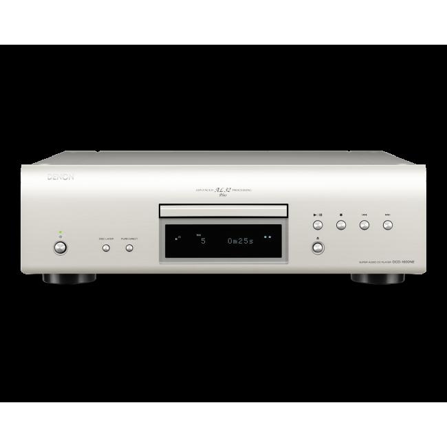 CD / SACD prehrávač Denon DCD-1600NE - Strieborná