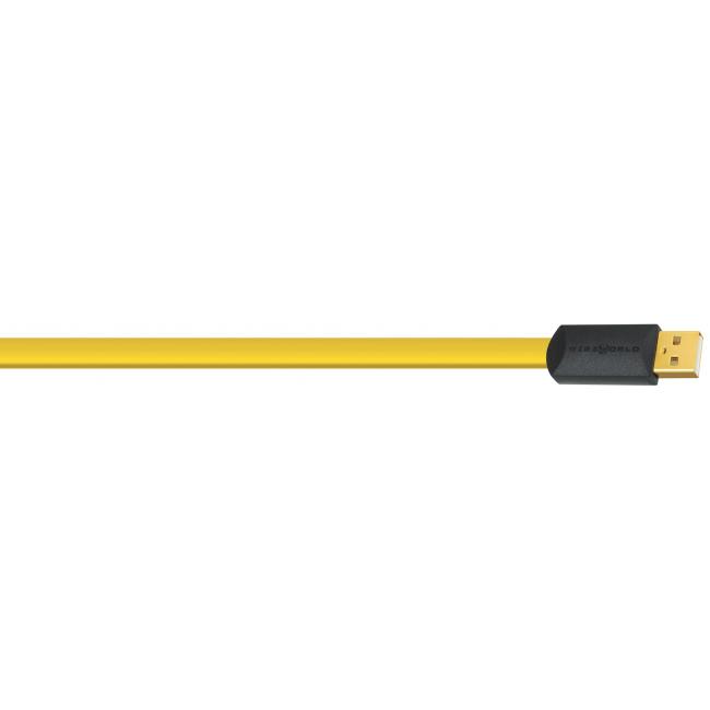 Wireworld Kábel USB 2.0 Chroma 8 (C2AM) A-microB