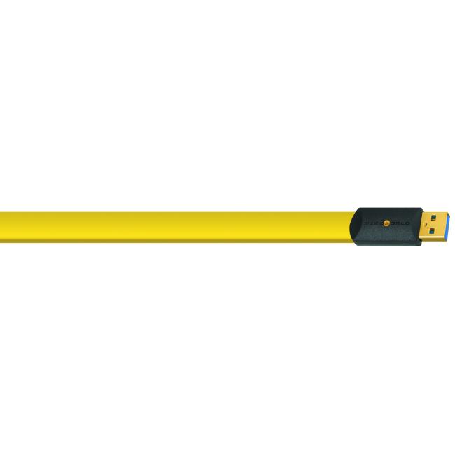Wireworld Kábel USB 3.0 Chroma 8 (C3AM) A-microB