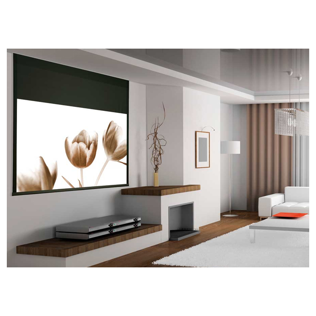 Projekčné plátno TEC Screen Vstavané (rôzne uhlopriečky, premietacie látky a pomery strán)