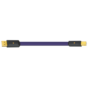 Wireworld Kábel USB 2.0 Ultraviolet 8 (U2AB) A-B