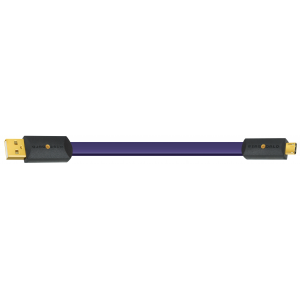 Wireworld Kábel USB 2.0 Ultraviolet 8 (U2AM) A-microB