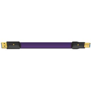 Wireworld Kábel USB 3.0 Ultraviolet 8 (U3AB) A-B