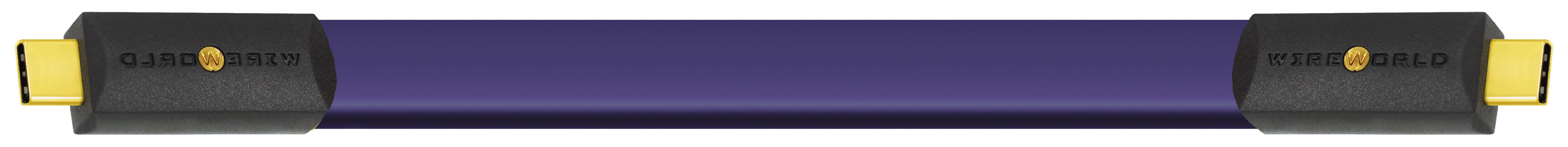 Wireworld Kábel USB 3.1 Ultraviolet 8 (U31C) C-C