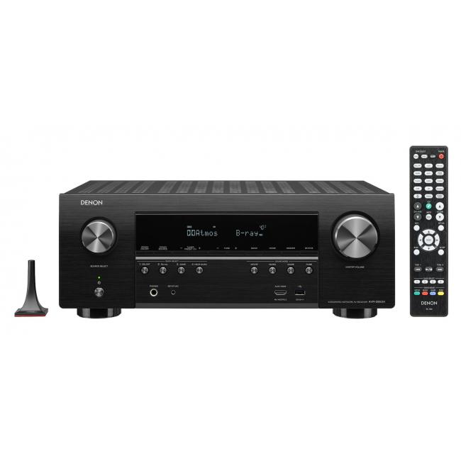 AV Receiver Denon AVR-S950H 7.2 kanálový Čierny