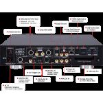 """Hi-Res hudobný server Cocktail Audio X45 v prevedení s 4 TB 3,5"""" pevným diskom"""