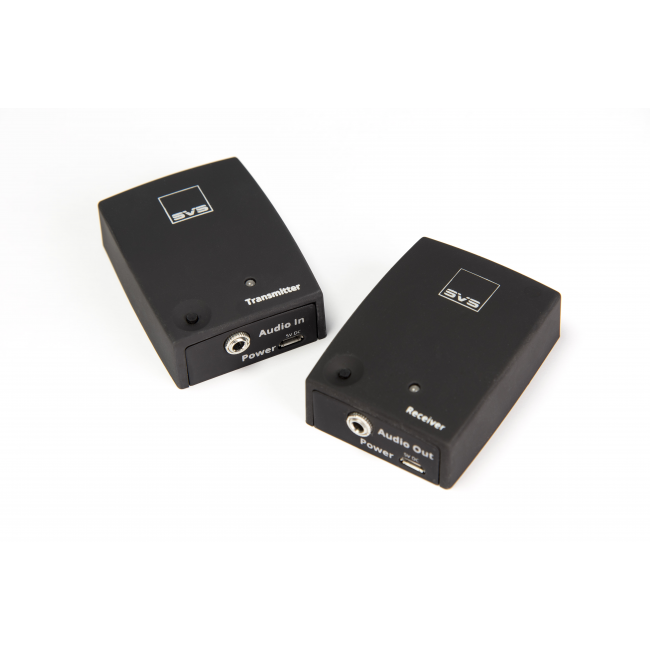 Sada vysielač/prijímač SVS SoundPath Wireless Audio Adapter