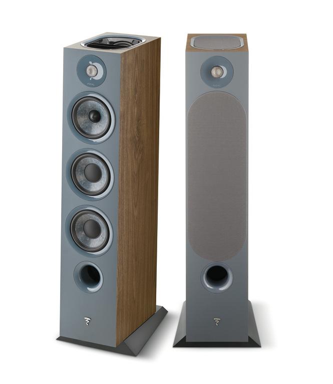Reproduktor regálový Focal Chora 826-D s Dolby Atmos