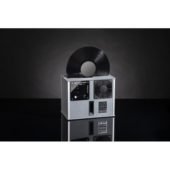Ultrazvuková práčka ADS Gläss Vinyl Cleaner Pro X - Šedá
