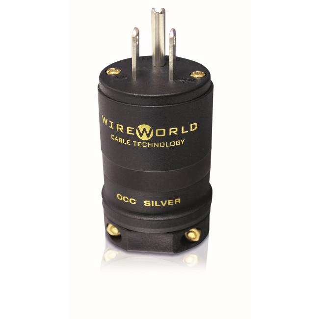 Koncovka zdrojového kábla Wireworld Connector Upgrade - Samec