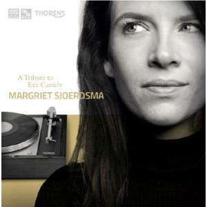 Vinyl Thorens Margriet Sjoerdsma A tribute to Eva Cassidy 45RPM Pure Analog Vinyl