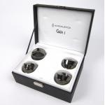 Antivibračné hifi podložky pod reproduktor IsoAcoustics GAIA I (4ks v balení)
