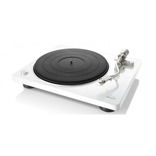 Gramofón Denon DP-400 - Biela