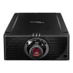Projektor 4K Optoma ZK750 Čierna