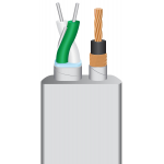 Wireworld Kábel USB 2.0 Platinum Starlight 8 (P2CM) C-microB