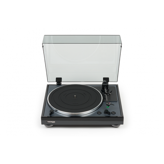 Automatický gramofón Thorens TD 102 A - Čierna lesklá