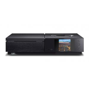 All-in-one sieťový prehrávač (streamer) s CD Naim Uniti Nova Čierna