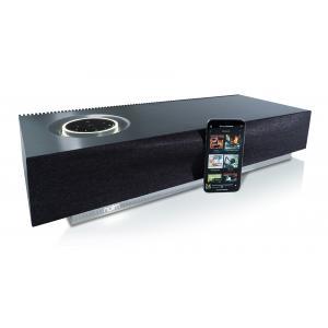 Bezdrôtový hudobný systém Naim Mu-so 2 Čierna