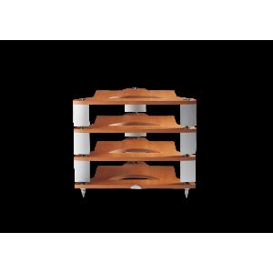 Set hifi stolík Naim FraimLite základňa + poschodie ( nízke)