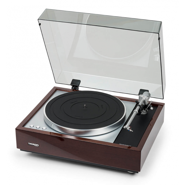 Gramofón Thorens TD 1600 - Orech lesklý