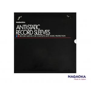 Sada antistatických obalov Nagaoka Exstatic Record Sleeves