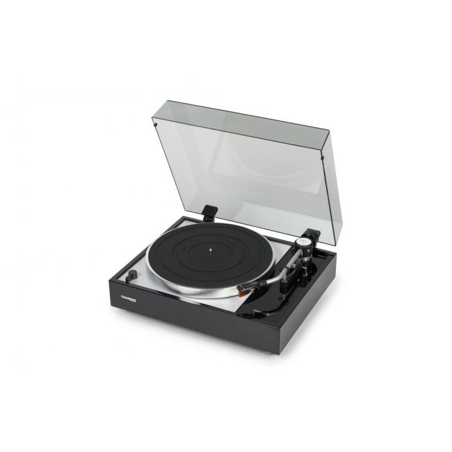 Gramofón Thorens TD 1500 - Čierna lesklá