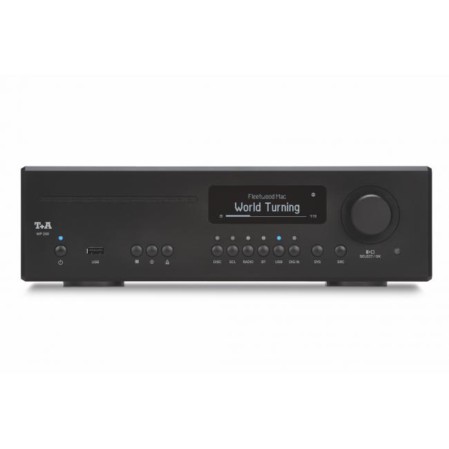 Multimediálny prehrávač T+A MP 200